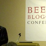 Greg Koch challenges citizen bloggers at BBC10