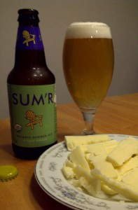 Uinta Sum'r and Aged White Cheddar