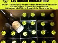 120 Minute Release Info