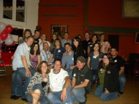 25-year reunion: I'm the one in the beer t-shirt
