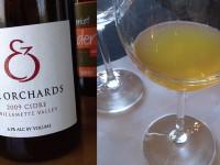 E.Z. Orchards 2009 Cidre Willamette Valley