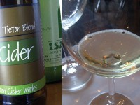 Tieton Blend Dry Cider
