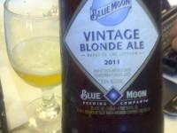 MillerCoors Blue Moon Vintage Blonde