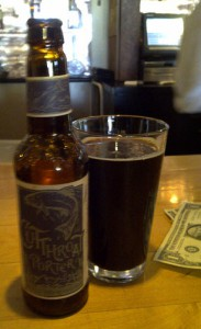 Cutthroat Porter: Not available in all states