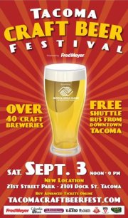 I love a good beer fest — happening in Tacoma