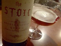 Deschutes Reserve Series: The Stoic, fall 2011