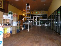 2 days to opening...
