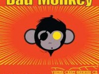 Bad Monkey has since been renamed to Bad Monk; there is no monkey on the new label