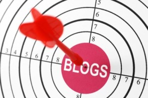 hitting the target with your blog