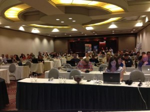 Our audience at #BBC12