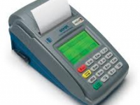 FD-100 merchant processing terminal