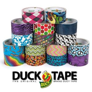 Duck Tape is fashionable
