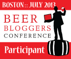 Beer bloggers conference…almost time!