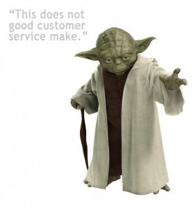 Yoda advises