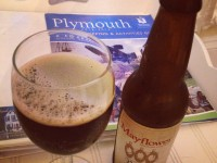 Mayflower Porter, rated as one of the world's top porters on BeerAdvocate