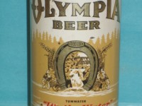 1970s Olympia Beer Can