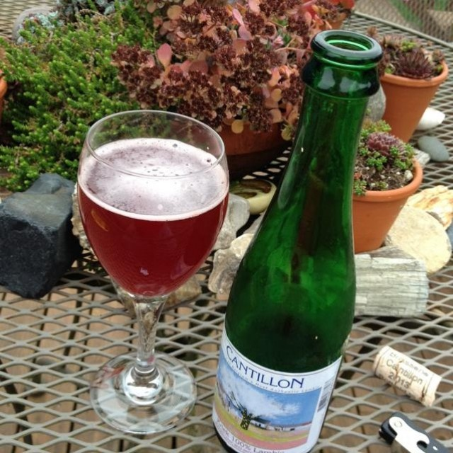 Cantillon Kriek, 10-21-2013