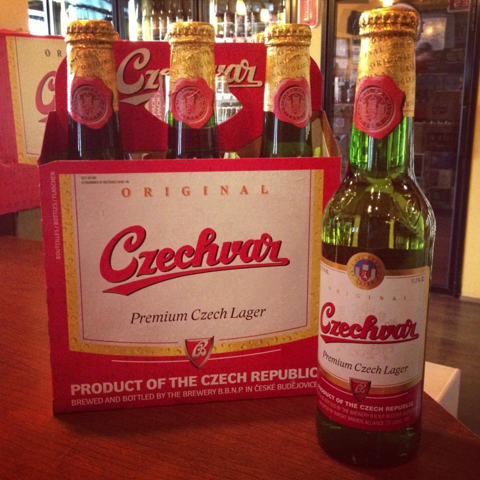 Try Czechvar
