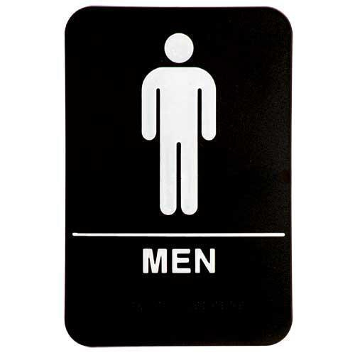 Do you have a men's room?